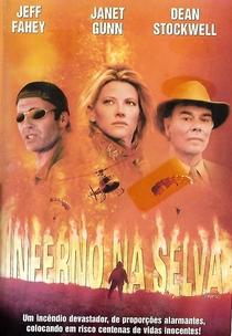 Inferno na selva - Poster / Capa / Cartaz - Oficial 1
