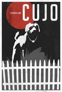 Cujo - Poster / Capa / Cartaz - Oficial 14
