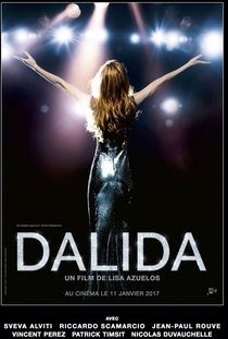 Dalida - Poster / Capa / Cartaz - Oficial 1