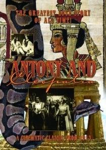 Marcantonio e Cleopatra - Poster / Capa / Cartaz - Oficial 1