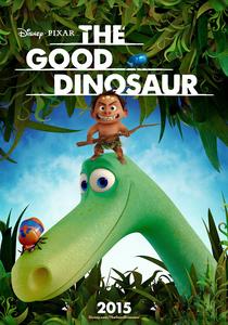 O Bom Dinossauro - Poster / Capa / Cartaz - Oficial 6