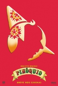 Pinóquio - Poster / Capa / Cartaz - Oficial 1