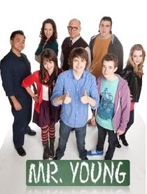 Senhor Young (3ª Temporada) - Poster / Capa / Cartaz - Oficial 1