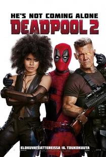 Deadpool 2 - Poster / Capa / Cartaz - Oficial 4