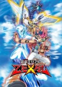 Yu-Gi-Oh! Zexal - Poster / Capa / Cartaz - Oficial 1