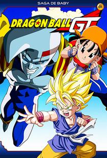 Dragon Ball GT: Saga Viagem Pelo Universo - Poster / Capa / Cartaz - Oficial 2