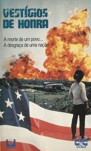 Vestígios de Honra - Poster / Capa / Cartaz - Oficial 1