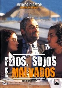 Feios, Sujos e Malvados - Poster / Capa / Cartaz - Oficial 9