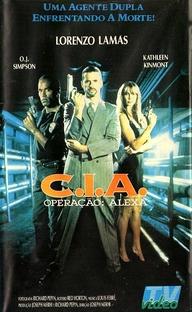 C.I.A. - Operação Alexa - Poster / Capa / Cartaz - Oficial 4