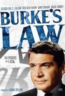 A Lei de Burke - Poster / Capa / Cartaz - Oficial 1