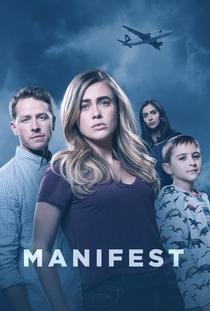 Manifest: O Mistério do Voo 828 (1ª Temporada) - Poster / Capa / Cartaz - Oficial 2