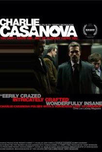 Charlie Casanova - Poster / Capa / Cartaz - Oficial 1