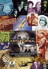 Testemunha da História com Boris Casoy (2001) - Poster / Capa / Cartaz - Oficial 1