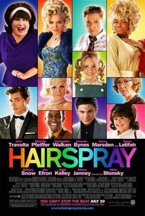 Hairspray - Em Busca da Fama - Poster / Capa / Cartaz - Oficial 1