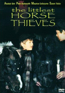 O Pequeno Ladrão de Cavalos - Poster / Capa / Cartaz - Oficial 1