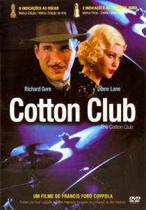 Cotton Club - Poster / Capa / Cartaz - Oficial 6
