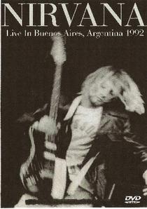 Nirvana - Live In Buenos Aires - Poster / Capa / Cartaz - Oficial 1