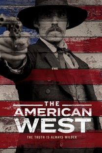 The American West - Poster / Capa / Cartaz - Oficial 1