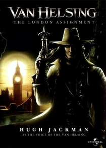Van Helsing: Missão Londres - Poster / Capa / Cartaz - Oficial 1