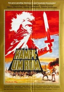 O Último Romano I - Poster / Capa / Cartaz - Oficial 1
