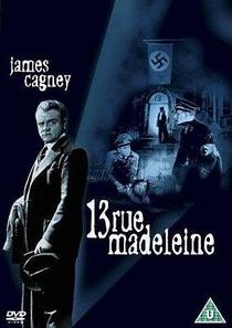 Rua Madeleine 13 - Poster / Capa / Cartaz - Oficial 3
