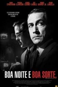 Boa Noite e Boa Sorte - Poster / Capa / Cartaz - Oficial 3