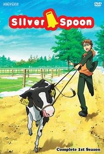 Gin no Saji (1ª Temporada) - Poster / Capa / Cartaz - Oficial 3