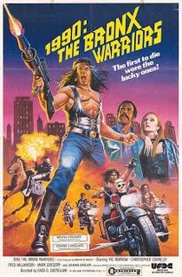 Os Guerreiros do Bronx - Poster / Capa / Cartaz - Oficial 2