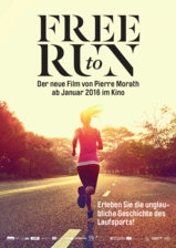 Free to Run - Poster / Capa / Cartaz - Oficial 1
