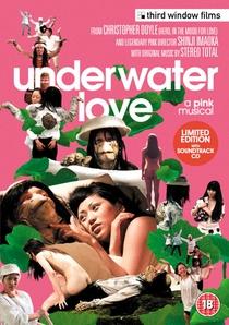 Amor Debaixo D'água - Poster / Capa / Cartaz - Oficial 4