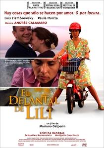 O Avental de Lili - Poster / Capa / Cartaz - Oficial 1