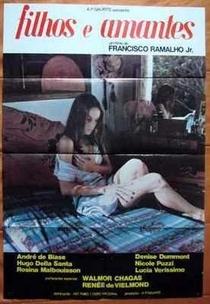 Filhos e Amantes - Poster / Capa / Cartaz - Oficial 2