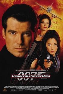 007 - O Amanhã Nunca Morre - Poster / Capa / Cartaz - Oficial 4