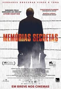 Memórias Secretas - Poster / Capa / Cartaz - Oficial 4