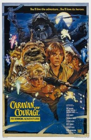 Caravana da Coragem: Uma Aventura Ewok - 25 de Novembro de 1984 ...
