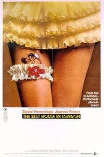Aquela Casa em Londres - Poster / Capa / Cartaz - Oficial 1