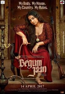 Begum Jaan - Poster / Capa / Cartaz - Oficial 1