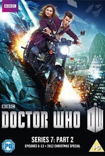 Doctor Who (7ª Temporada) - Poster / Capa / Cartaz - Oficial 6
