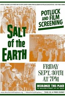 O Sal da Terra - Poster / Capa / Cartaz - Oficial 7