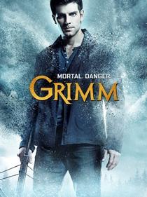 Grimm (4ª Temporada) - Poster / Capa / Cartaz - Oficial 1