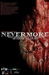 Nevermore – Três Pesadelos e um Delírio de Edgar Allan Poe - Poster / Capa / Cartaz - Oficial 1