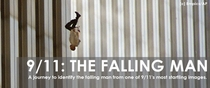 9/11: The Falling Man - Poster / Capa / Cartaz - Oficial 1