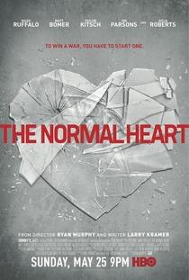 The Normal Heart - Poster / Capa / Cartaz - Oficial 1