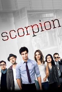 Scorpion (2ª Temporada) - Poster / Capa / Cartaz - Oficial 1