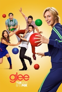 Glee (3ª Temporada) - Poster / Capa / Cartaz - Oficial 2