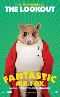 O Fantástico Sr. Raposo - Poster / Capa / Cartaz - Oficial 17