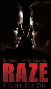 Raze - Lutar ou Correr - Poster / Capa / Cartaz - Oficial 5
