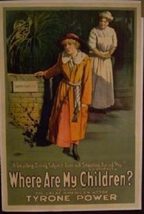 Onde Estão Minhas Crianças? - Poster / Capa / Cartaz - Oficial 1