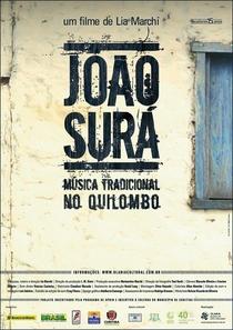 João Surá – Música Tradicional no Quilombo - Poster / Capa / Cartaz - Oficial 1