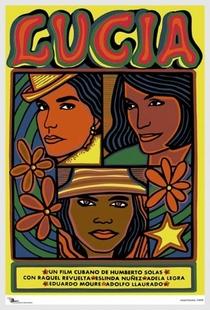 Lucía - Poster / Capa / Cartaz - Oficial 1